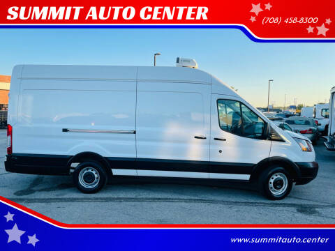 2019 Ford Transit Cargo for sale at SUMMIT AUTO CENTER in Summit IL