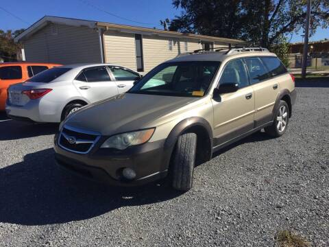 2008 Subaru Outback for sale at Wholesale Auto Inc in Athens TN