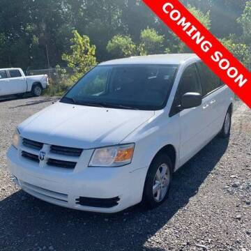 2010 Dodge Grand Caravan for sale at Monster Cars in Pompano Beach FL