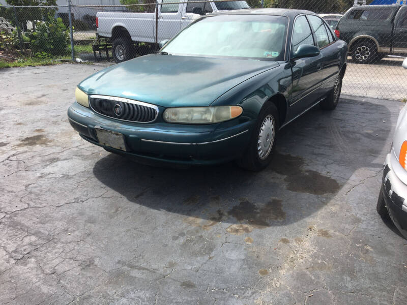 2000 Buick Century for sale at CAR-RIGHT AUTO SALES INC in Naples FL