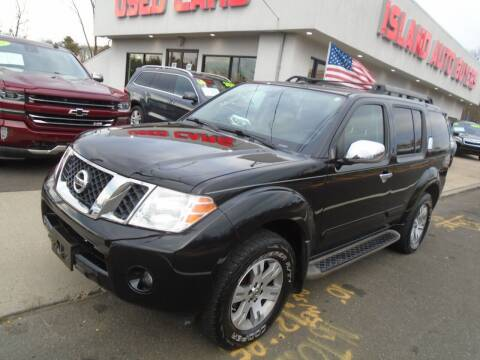 2010 Nissan Pathfinder for sale at Island Auto Buyers in West Babylon NY