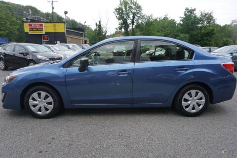 2015 Subaru Impreza for sale at Bloom Auto in Ledgewood NJ