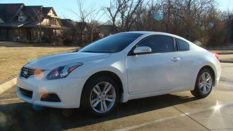 2013 Nissan Altima for sale at Red Rock Auto LLC in Oklahoma City OK
