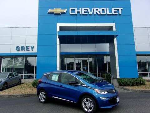 2017 Chevrolet Bolt EV for sale at Grey Chevrolet, Inc. in Port Orchard WA