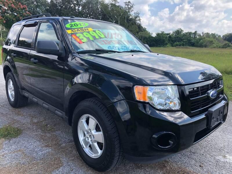 2012 Ford Escape for sale at Auto Export Pro Inc. in Orlando FL