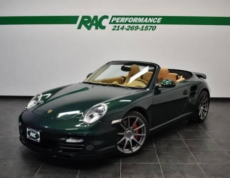 2010 Porsche 911 for sale at RAC Performance in Carrollton TX