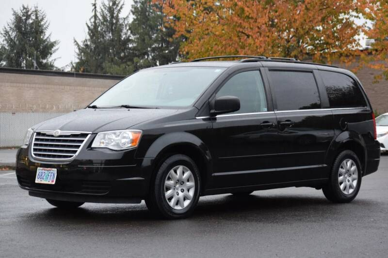 2010 Chrysler Town and Country for sale at Beaverton Auto Wholesale LLC in Hillsboro OR