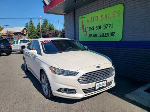 2014 Ford Fusion for sale at Vehicle Simple @ JRS Auto Sales in Parkland WA