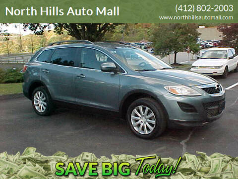 2010 Mazda CX-9 for sale at North Hills Auto Mall in Pittsburgh PA