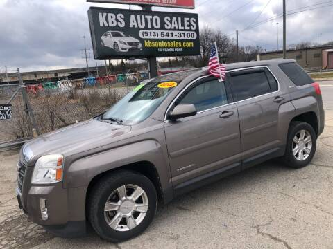 2012 GMC Terrain for sale at KBS Auto Sales in Cincinnati OH