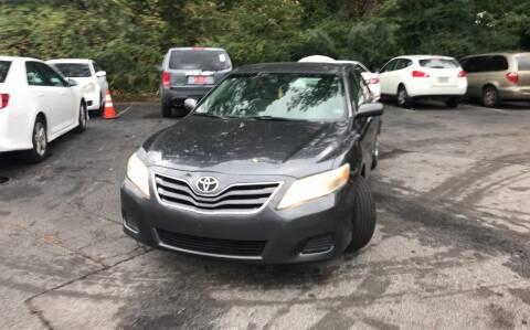 2010 Toyota Camry for sale at BRAVA AUTO BROKERS LLC in Clarkston GA