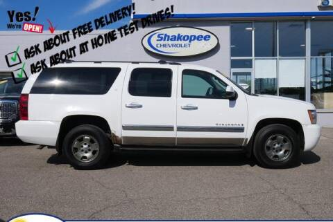 2007 Chevrolet Suburban for sale at SHAKOPEE CHEVROLET in Shakopee MN