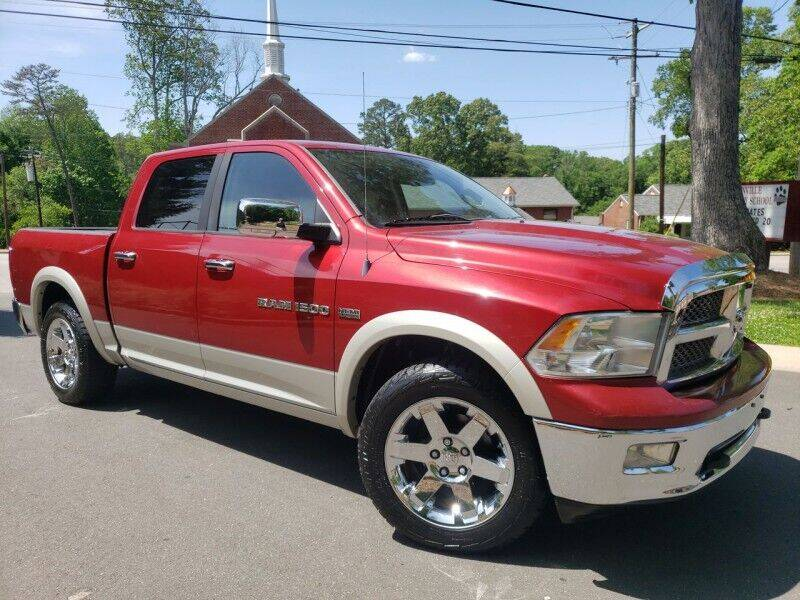 2011 RAM Ram Pickup 1500 for sale at McAdenville Motors in Gastonia NC