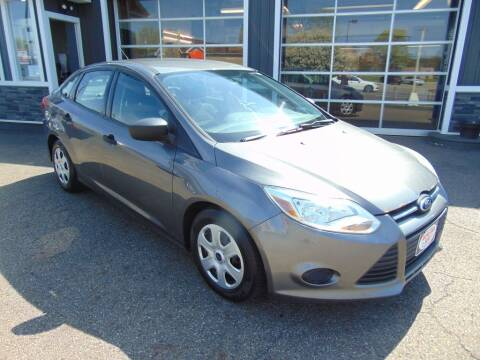 2013 Ford Focus for sale at Akron Auto Sales in Akron OH