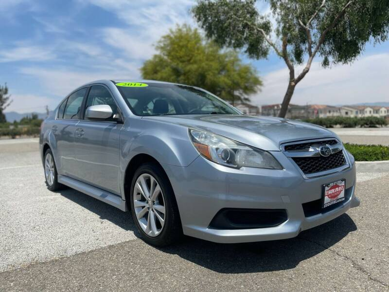 2014 Subaru Legacy for sale at Esquivel Auto Depot in Rialto CA