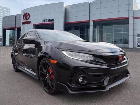2020 Honda Civic for sale at BEAMAN TOYOTA in Nashville TN