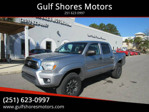 2015 Toyota Tacoma for sale at Gulf Shores Motors in Gulf Shores AL
