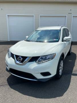 2016 Nissan Rogue for sale at Interstate Fleet Inc. Auto Sales in Colmar PA