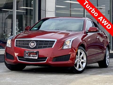 2014 Cadillac ATS for sale at Carmel Motors in Indianapolis IN