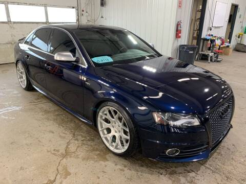 2011 Audi S4 for sale at Premier Auto in Sioux Falls SD