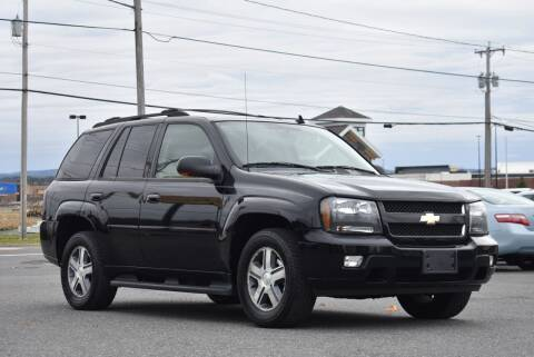 2006 Chevrolet TrailBlazer for sale at Broadway Garage of Columbia County Inc. in Hudson NY