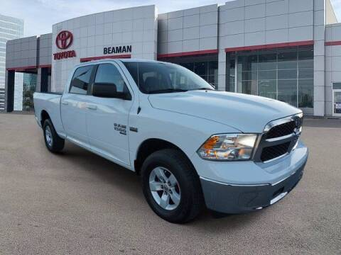 2019 RAM Ram Pickup 1500 Classic for sale at BEAMAN TOYOTA in Nashville TN