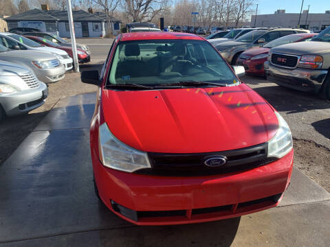 2008 Ford Focus for sale at Highbid Auto Sales & Service in Arvada CO