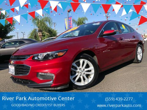 2018 Chevrolet Malibu for sale at River Park Automotive Center in Fresno CA