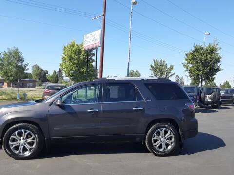 2014 GMC Acadia for sale at New Deal Used Cars in Spokane Valley WA