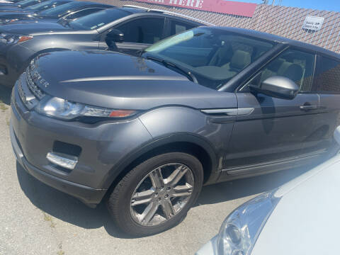2015 Land Rover Range Rover Evoque for sale at Brand Motors llc in Belmont CA