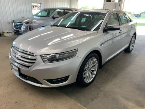 2018 Ford Taurus for sale at Bennett Motors, Inc. in Mayfield KY