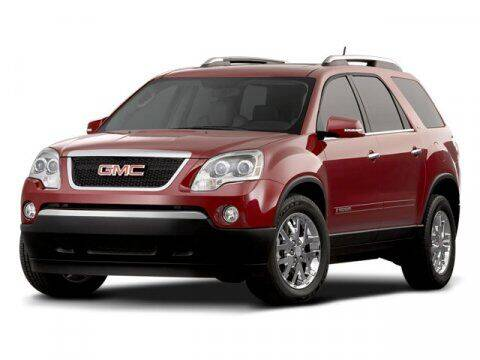 2008 GMC Acadia for sale at TRAVERS GMT AUTO SALES - Traver GMT Auto Sales West in O Fallon MO