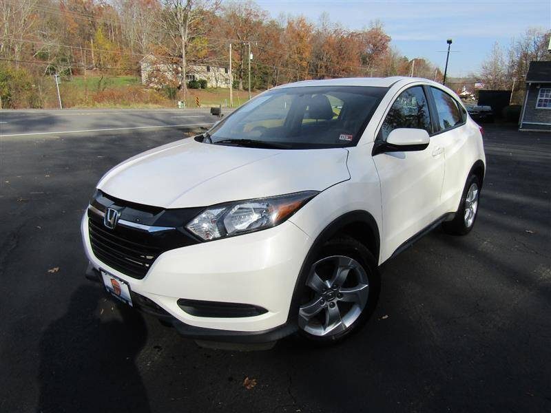 2016 Honda HR-V for sale at Guarantee Automaxx in Stafford VA