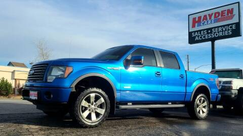2011 Ford F-150 for sale at Hayden Cars in Coeur D Alene ID
