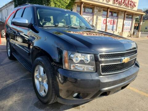 2007 Chevrolet Tahoe for sale at USA Auto Brokers in Houston TX