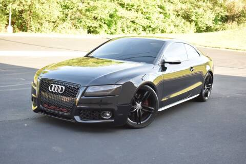 2011 Audi S5 for sale at Alpha Motors in Knoxville TN