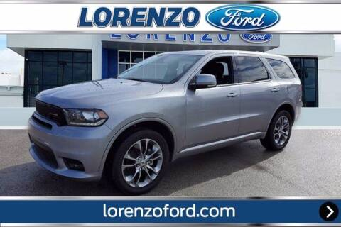2019 Dodge Durango for sale at Lorenzo Ford in Homestead FL