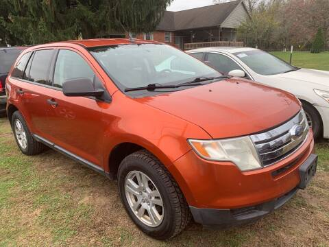 2008 Ford Edge for sale at Trocci's Auto Sales in West Pittsburg PA