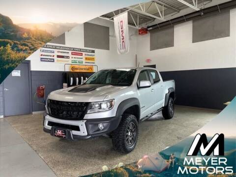 2020 Chevrolet Colorado for sale at Meyer Motors in Plymouth WI