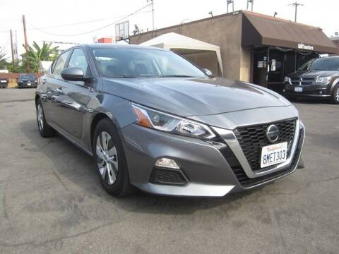 2020 Nissan Altima for sale at Win Motors Inc. in Los Angeles CA