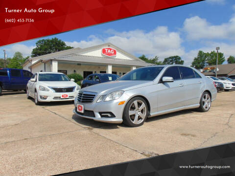 2011 Mercedes-Benz E-Class for sale at Turner Auto Group in Greenwood MS