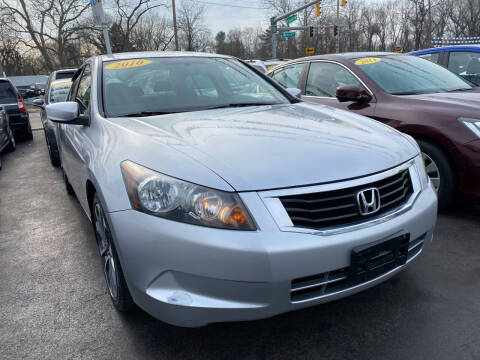 2010 Honda Accord for sale at WOLF'S ELITE AUTOS in Wilmington DE