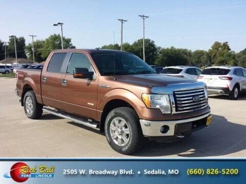 2011 Ford F-150 for sale at RICK BALL FORD in Sedalia MO