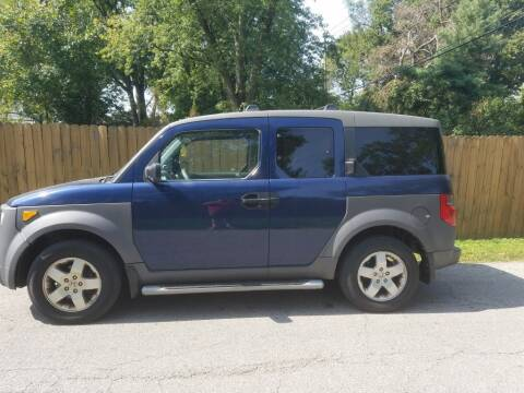 2003 Honda Element for sale at REM Motors in Columbus OH