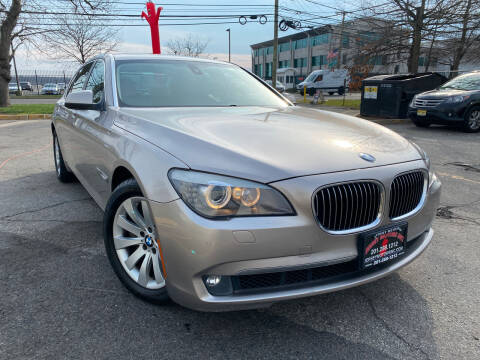 2009 BMW 7 Series for sale at JerseyMotorsInc.com in Teterboro NJ