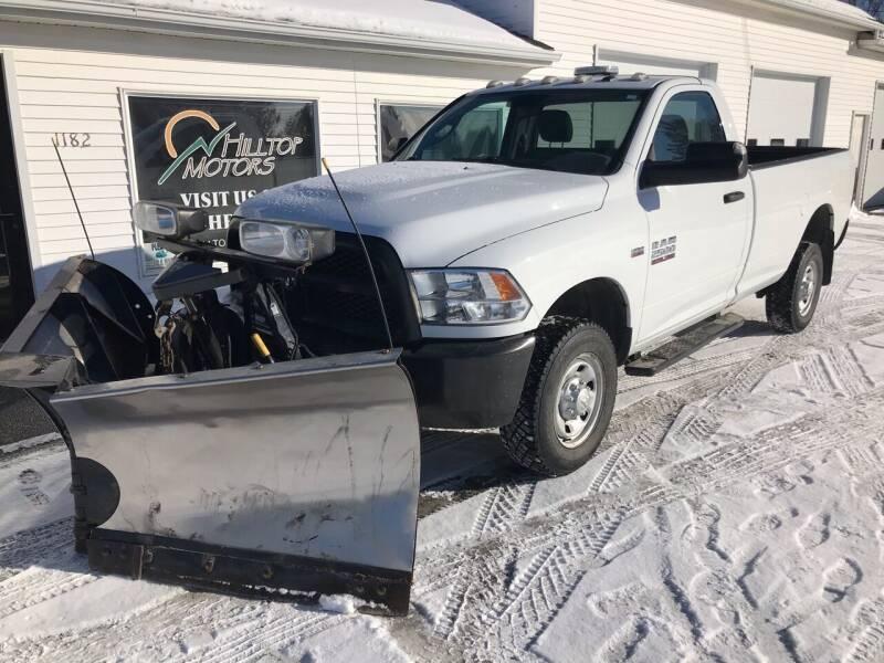 2014 RAM Ram Pickup 2500 for sale at HILLTOP MOTORS INC in Caribou ME
