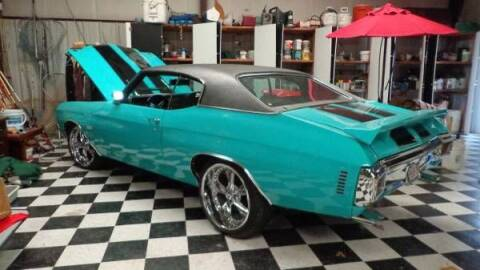 1970 Chevrolet Malibu for sale at Haggle Me Classics in Hobart IN