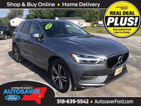 2018 Volvo XC60 for sale at Autosaver Ford in Comstock NY