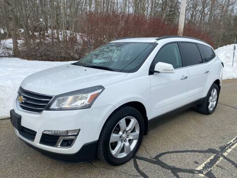 2016 Chevrolet Traverse for sale at Padula Auto Sales in Braintree MA