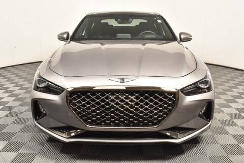 2021 Genesis G70 for sale at Southern Auto Solutions - Georgia Car Finder - Southern Auto Solutions-Jim Ellis Hyundai in Marietta GA